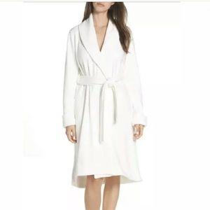 UGG Women's Duffield II Robe Cream Size XL
